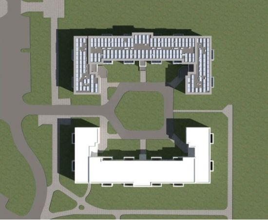 Politechnika Rzeszowska zbuduje nowy akademik. Przebudowany zostanie również Pingwin i Akapit [WIZUALIZACJE] - Aktualności Rzeszów - zdj. 2