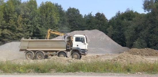 Raport z budowy obwodnicy Sanoka. Zakończenie planują na koniec bieżącego roku [FOTO] - Aktualności Podkarpacie - zdj. 1