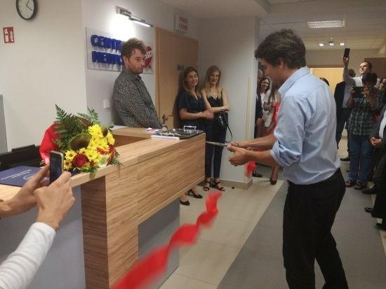 """Otwarto nową przechodnie Centrum Medycznego """"Medyk"""". W sobotę bezpłatne badania [FOTO] - Aktualności Rzeszów - zdj. 12"""