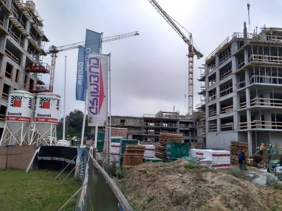 Wikana Square coraz mocniej zaznacza swoją obecność w krajobrazie miasta [FOTO] - Aktualności Rzeszów - zdj. 2