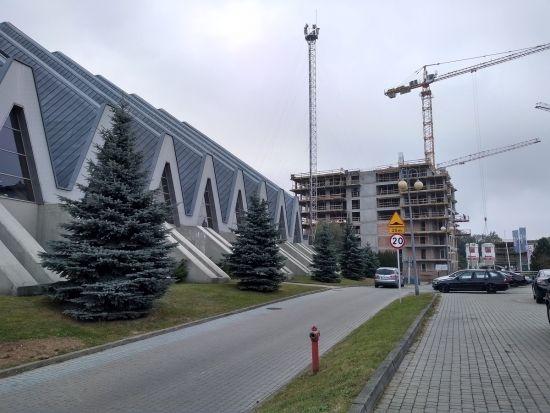 Wikana Square coraz mocniej zaznacza swoją obecność w krajobrazie miasta [FOTO] - Aktualności Rzeszów - zdj. 4