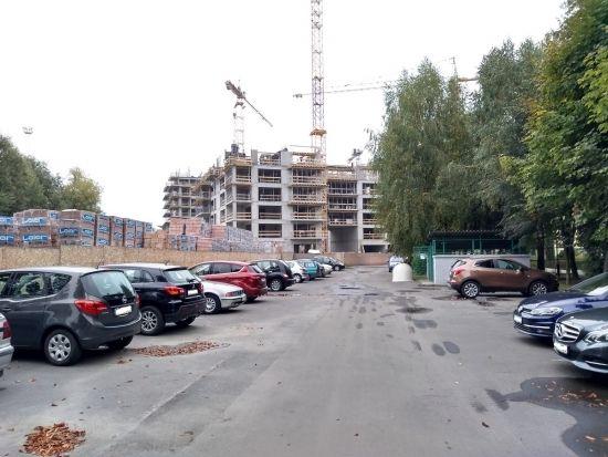 Wikana Square coraz mocniej zaznacza swoją obecność w krajobrazie miasta [FOTO] - Aktualności Rzeszów - zdj. 13