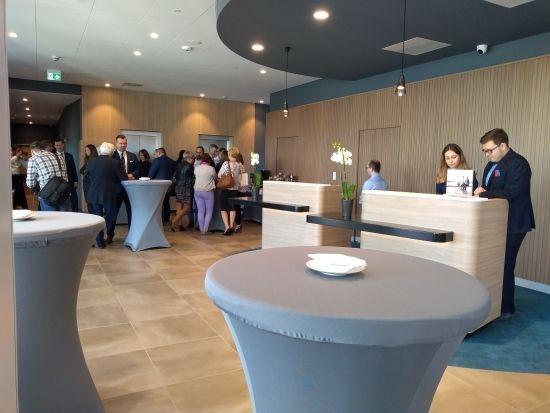 Otwarto nowy hotel w sąsiedztwie Portu Lotniczego Rzeszów-Jasionka [FOTO] - Aktualności Rzeszów - zdj. 7
