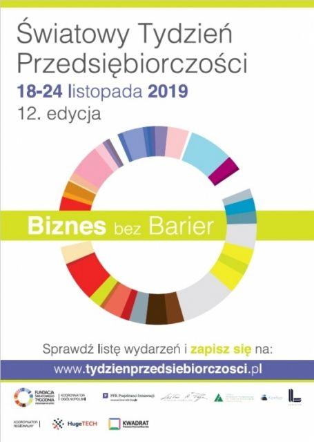 Światowy Tydzień Przedsiębiorczości na Podkarpaciu  - Aktualności Podkarpacie - zdj. 1