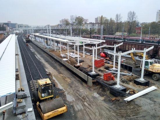 Przebudowa dworca PKP. Prace są mocno zaawansowane [FOTO] - Aktualności Rzeszów - zdj. 9