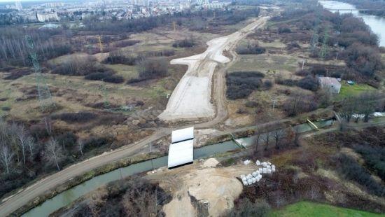 Trwa budowa obwodnicy Stalowej Woli i Niska [FOTO] - Aktualności Podkarpacie - zdj. 3