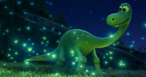Dobry dinozaur 3D (dubbing)