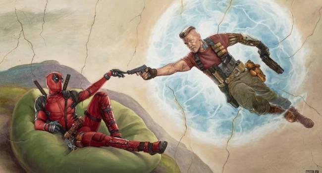 Deadpool 2 (napisy)