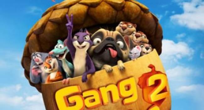 Gang Wiewióra 2 3D (dubbing)